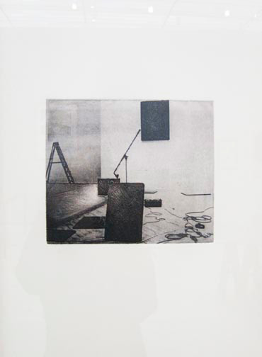 Joseph Beuys - Collezione di grafica: Untitled, 1982, photoetching and etching on wove
