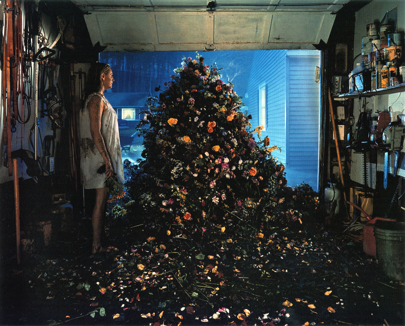 Gregory Crewdson - Untitled, 1999, digital chromogenic print