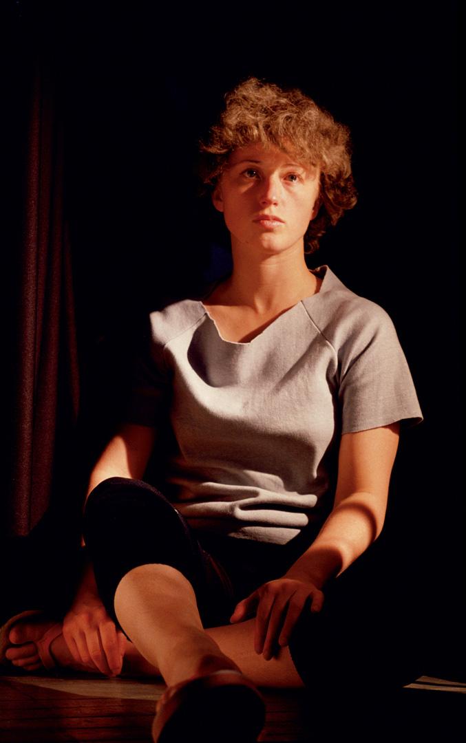 Untitled Film Still #58 - Cindy Sherman   The Broad