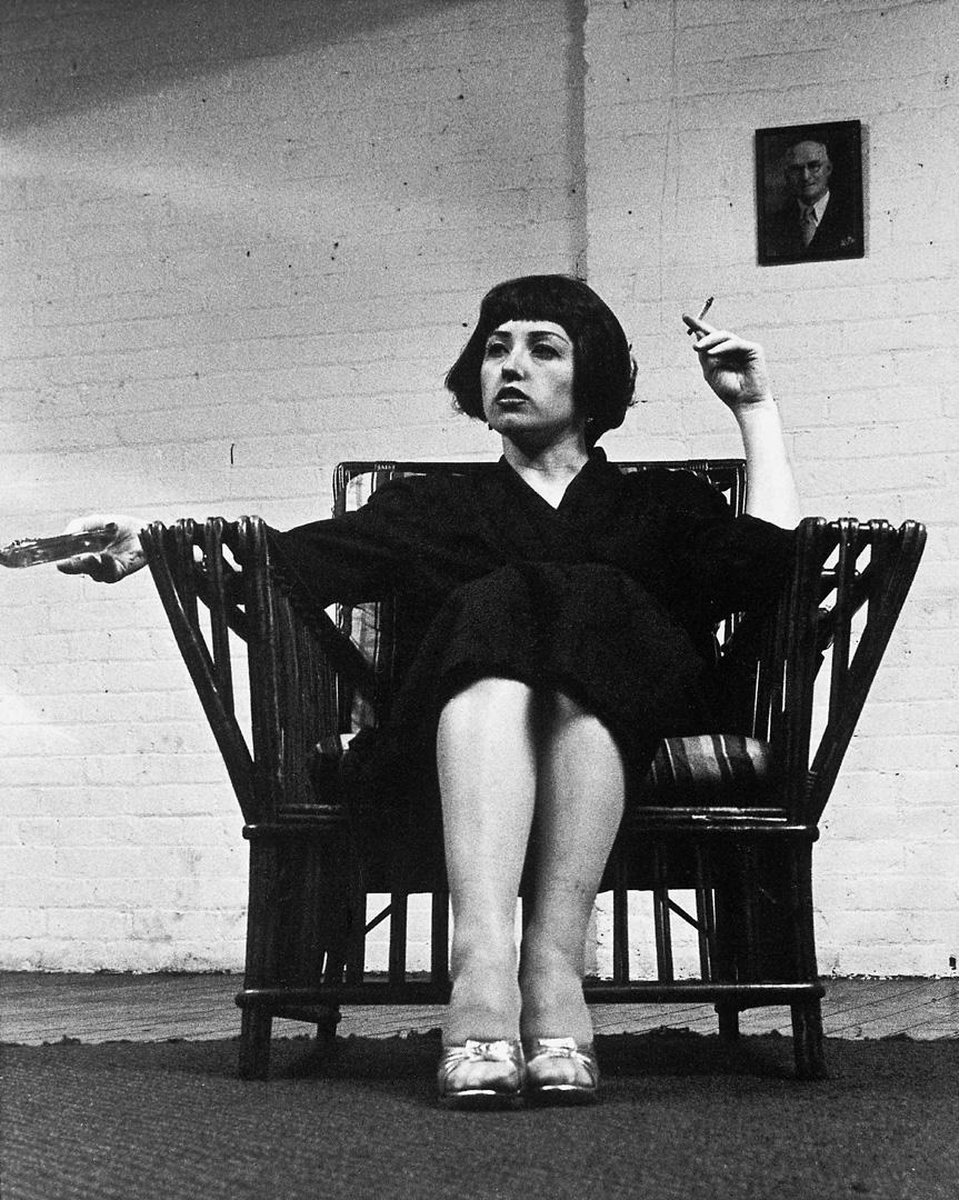 Untitled Film Still #35 - Cindy Sherman | The Broad