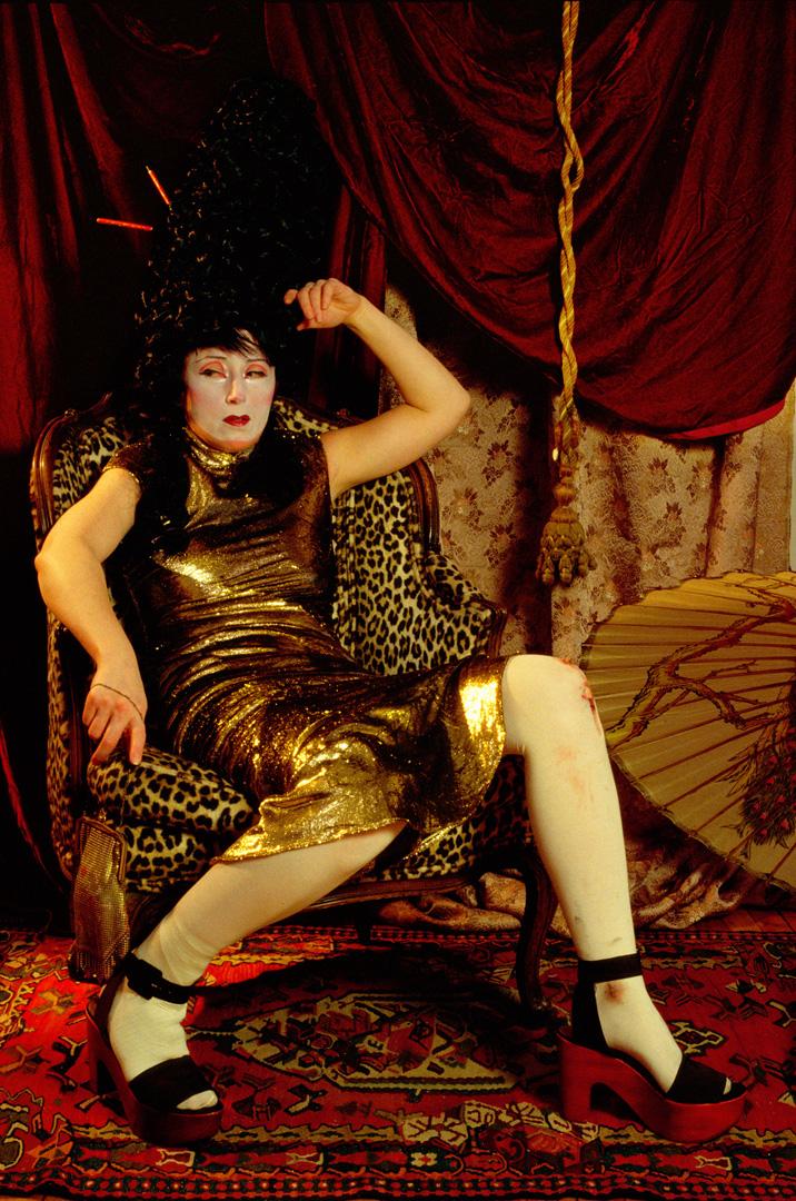 Untitled Film Still #16 - Cindy Sherman   The Broad