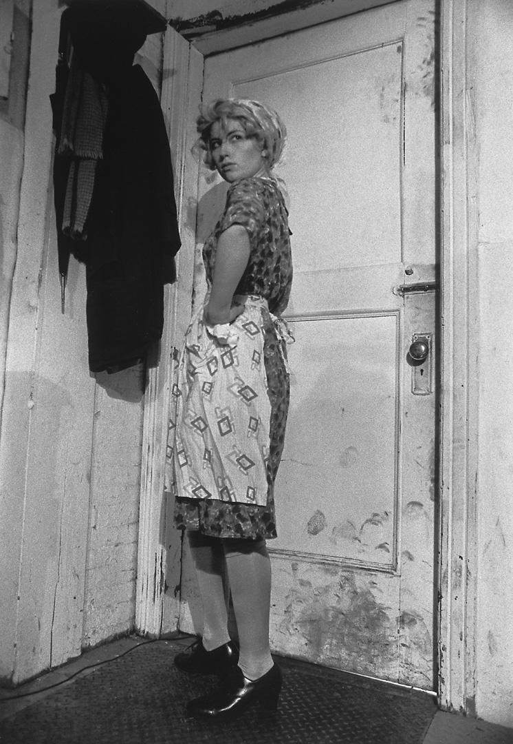 Untitled Film Still #49, 1979 - Cindy Sherman - WikiArt.org