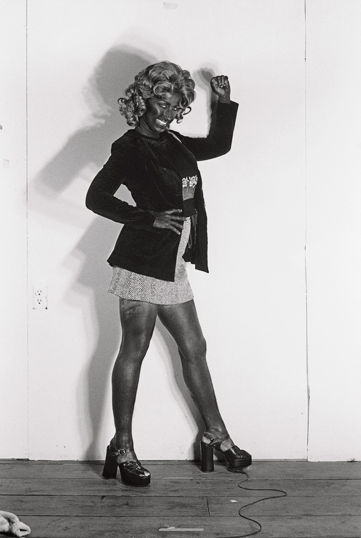 Cindy Sherman - Untitled #375, 1976/2000, gelatin silver print