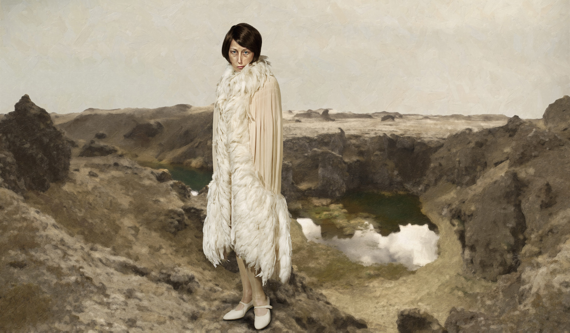 Cindy Sherman - Untitled #512, 2010/2011, chromogenic color print