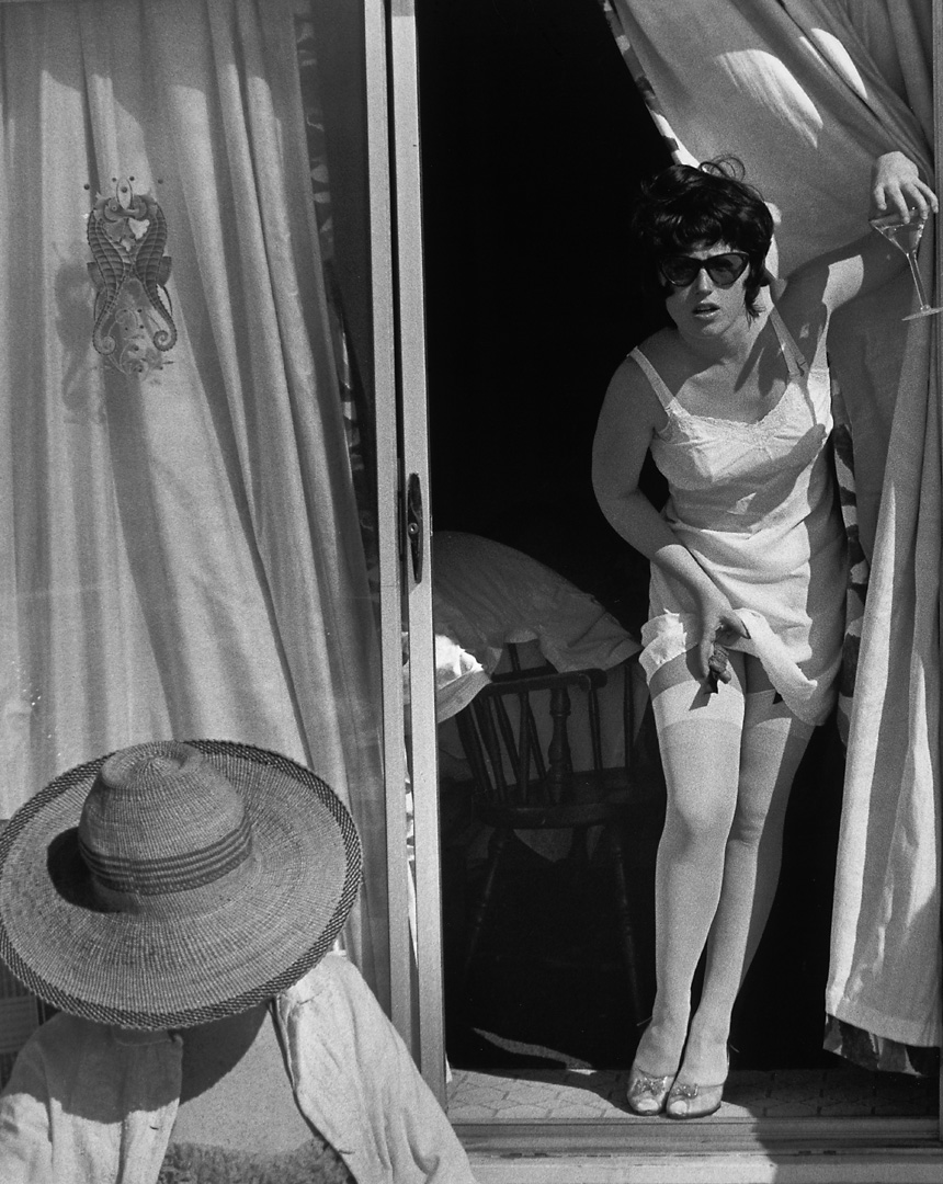 Cindy Sherman - Untitled Film Still #07, 1978, gelatin silver print
