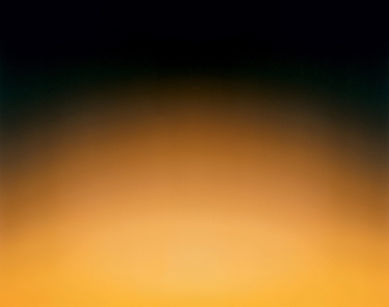 Andreas Gursky - Untitled II (Sunset), 1993, chromogenic print behind glass in artist's frame