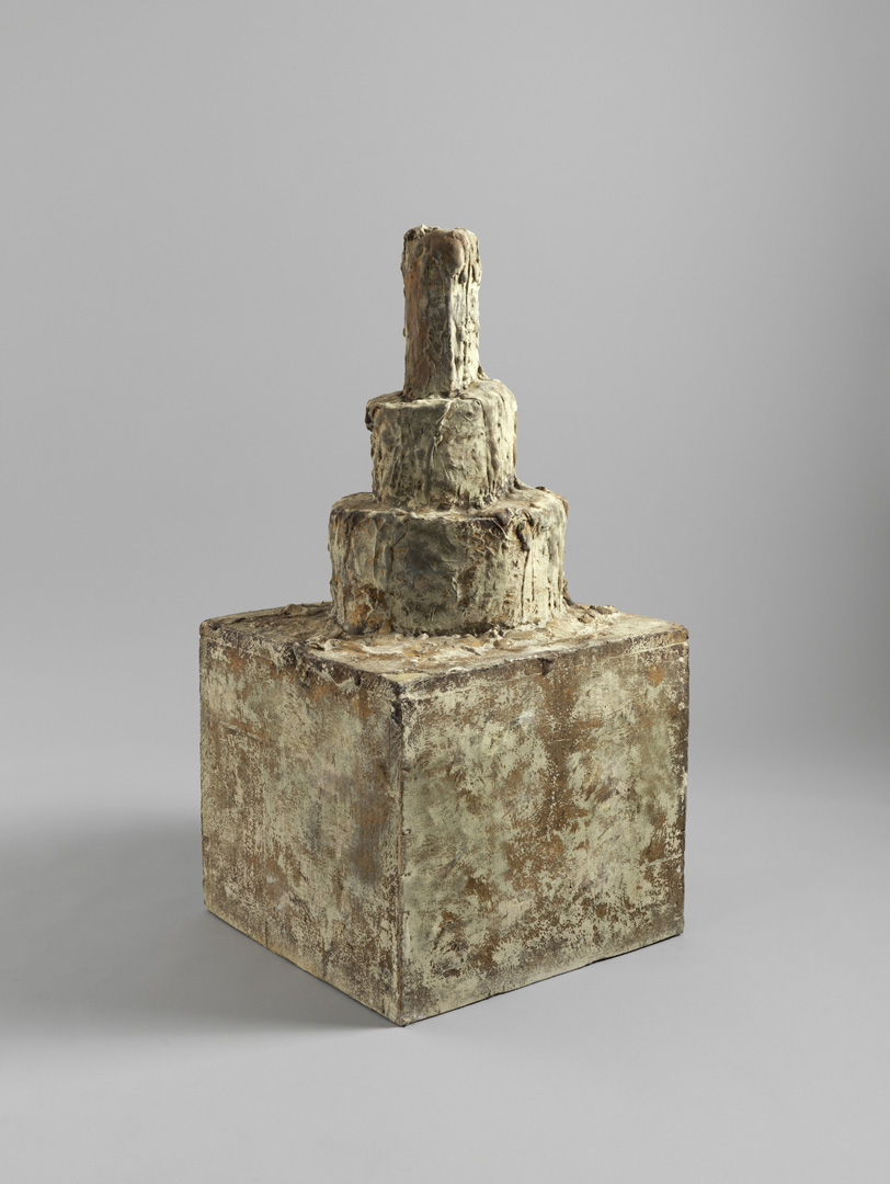 Cy Twombly - Untitled (The Mathematical Dream of Ashurbanipal), 2000 - 2009, bronze