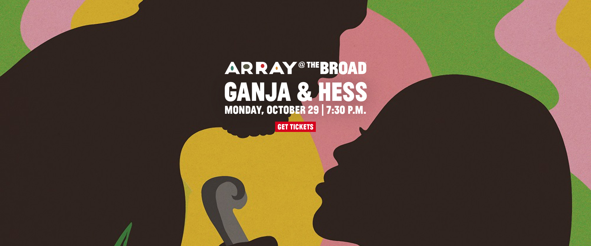 ARRAY @ The Broad: Ganja & Hess