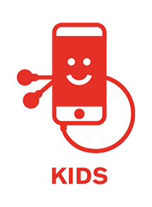kids audio guide icon