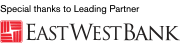 Special thanks to Leading Partner East West Bank