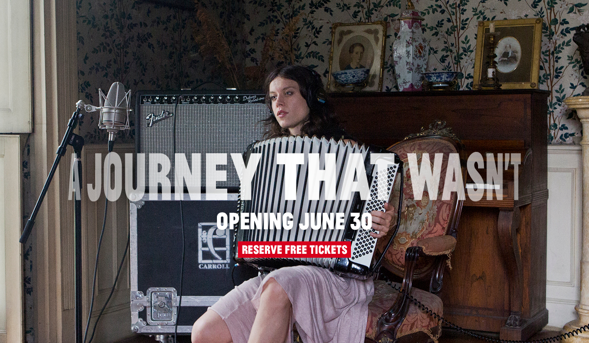 A Journey That Wasn't | Opening June 30, 2018