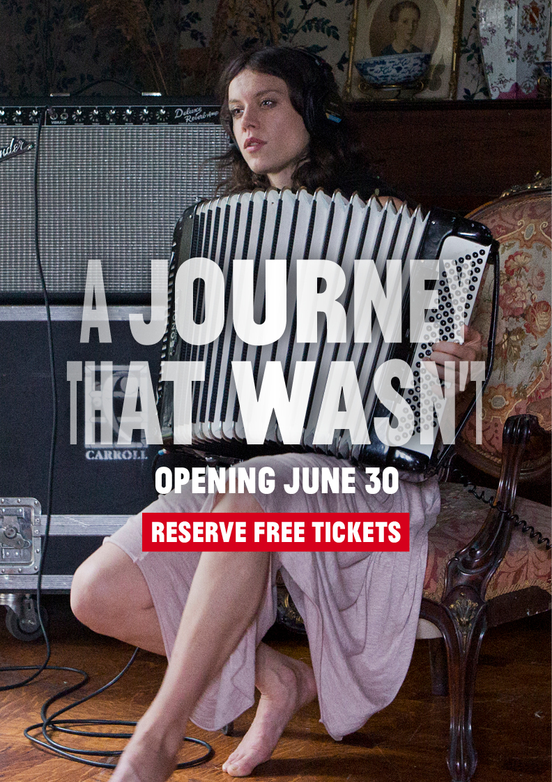 A Journey That Wasn't   Opening June 30, 2018