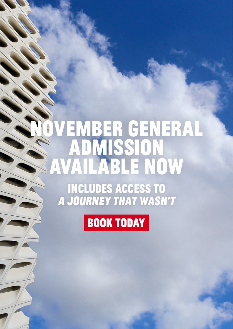 November general admission tickets are now available