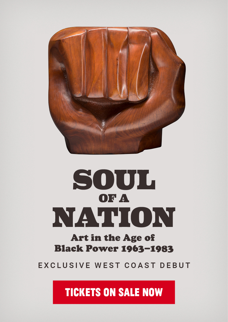 Soul of a Nation: Art in the Age of Black Power 1963-1983 - Tickets on sale now - purchase tickets