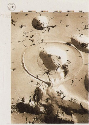 Joseph Beuys - Sandzeichnungen, 1978, duotone offset prints on offset paper, stamped