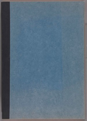 Joseph Beuys - Zeichnungen 1949-1969, 1972, paperbound catalogue with 57 full-page reproductions, offset on newsprint