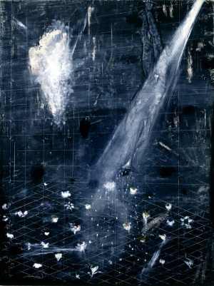 Ross Bleckner - Prayer (for a friend), 1993