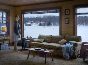 Gregory Crewdson - The Disturbance, 2014, digital pigment print