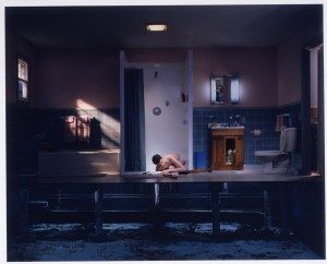 Gregory Crewdson - Untitled, 2001-2002, digital chromogenic print