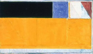 Richard Diebenkorn - Untitled, 1987