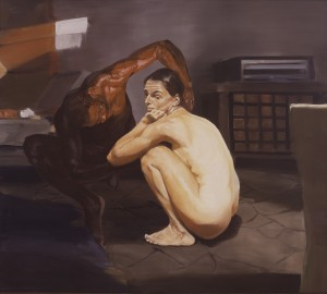 Eric Fischl - The Travel of Romance: Scene I, 1994, oil on linen