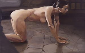 Eric Fischl - The Travel of Romance: Scene II, 1994, oil on linen