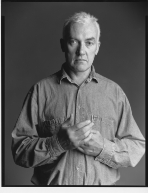 Timothy Greenfield‐Sanders - Portrait of Sean Scully, 1991