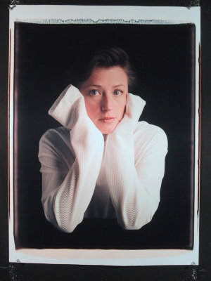 Timothy Greenfield‐Sanders - Portrait of Cindy Sherman, 1992