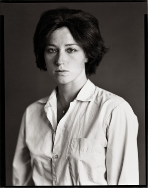 Timothy Greenfield‐Sanders - Portrait of Cindy Sherman, 1980