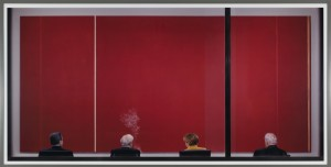 Andreas Gursky - Review, 2015, inkjet print