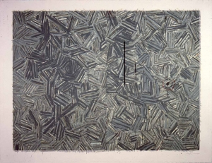 Jasper Johns - The Dutch Wives, 1977, silkscreen, 29 screens