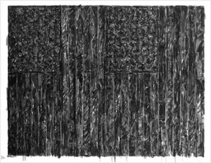Jasper Johns - Flags II, 1973, silkscreen, 30 screens