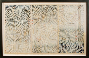 Jasper Johns - Usuyuki, 1981, silkscreen, 12 screens