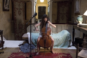 Ragnar Kjartansson - The Visitors, 2012, nine channel HD video projection