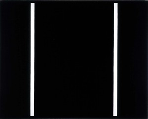 John McLaughlin - #10 - 1965, 1965, oil on canvas