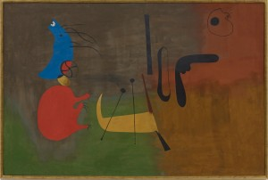 Joan Miró - Painting, March 13, 1933, 1933