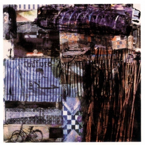 Robert Rauschenberg - Quattro Mani Marrakech II, 2000, screenprint on paper