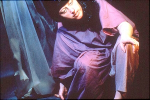Cindy Sherman - Untitled #124, 1983, chromogenic color print