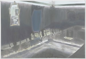 Luc Tuymans - Conference Room, 2010