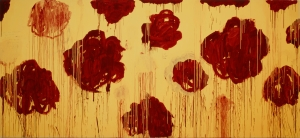 Cy Twombly - Untitled [Gaeta], 2007, acrylic, wax crayon, lead pencil on wooden panel