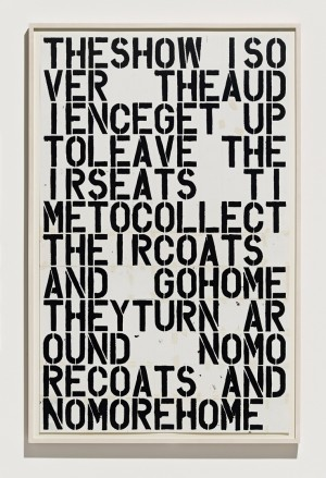 Christopher Wool - Untitled, 1991