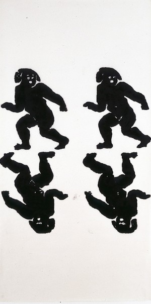 Christopher Wool - Untitled, 1990