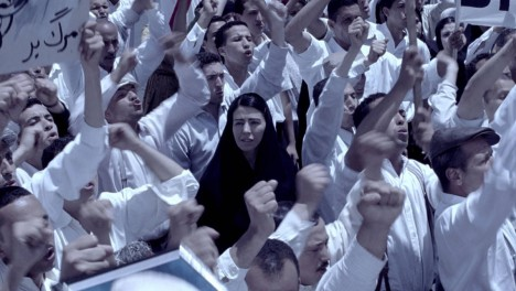 Video still from Shirin Neshat's Women Without Men.