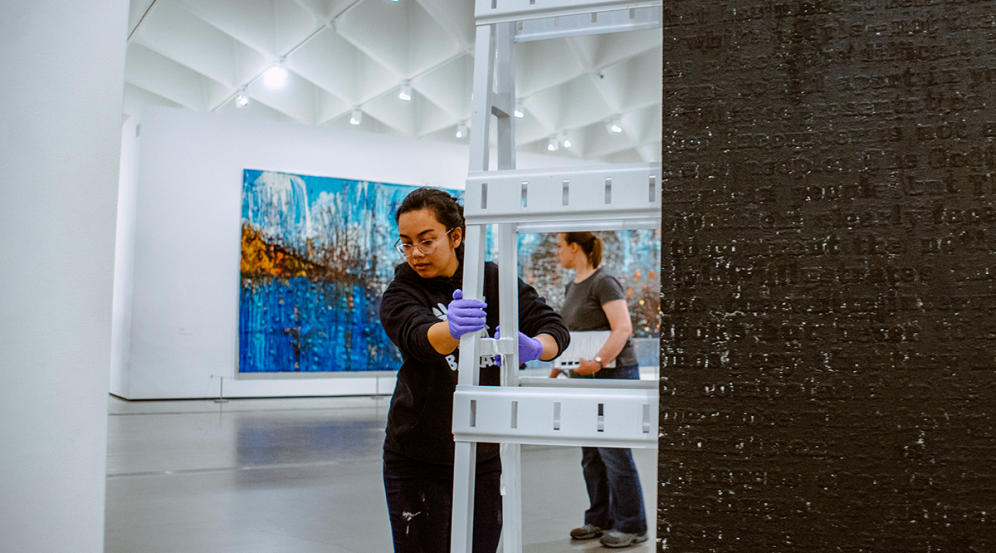The Diversity Apprenticeship Program at The Broad