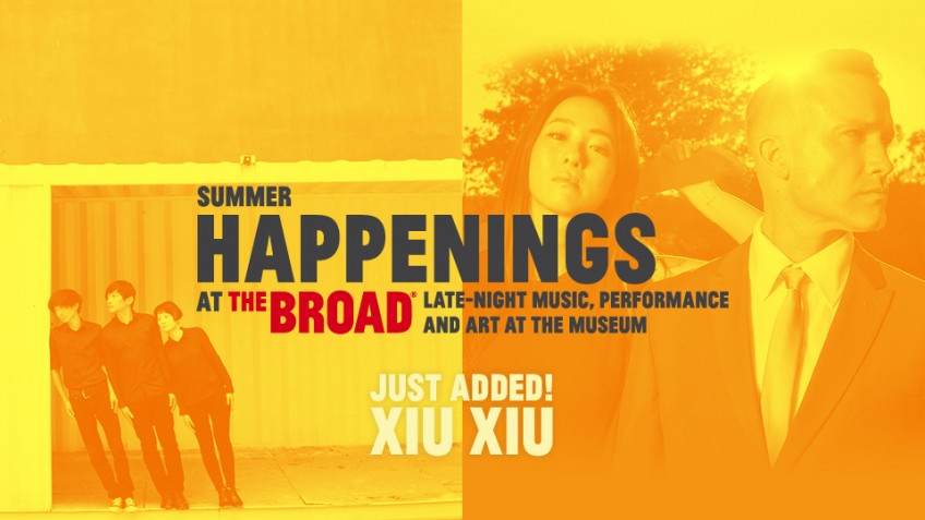 Summer Happenings: The Greater Body (Shi-Dati) Promo Header